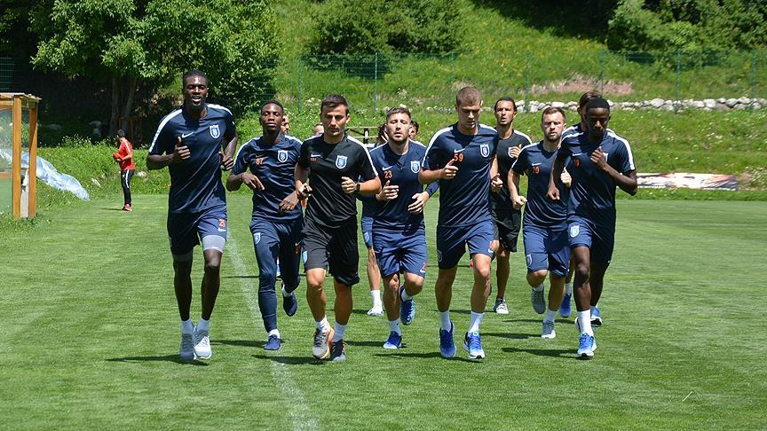 Başakşehir'in Club Brugge kadrosu
