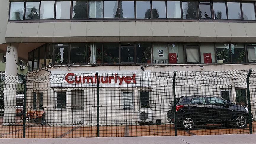 'Cumhuriyet gazetesi'  davası