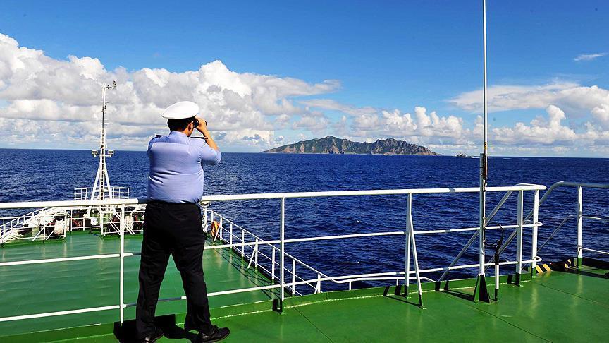 'Doğu Çin Denizi' gerginliği
