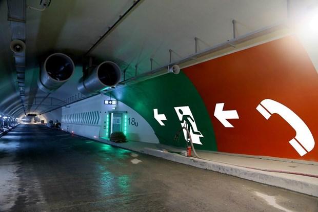 Avrasya Tüneli yeşil bina sertifikası aldı