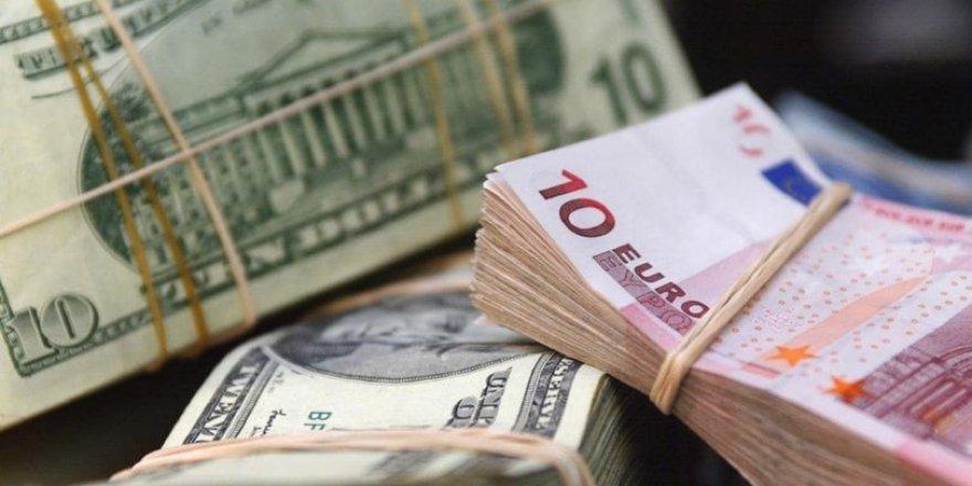 Dolar 5.65 lira, euro 6.24 lira, sterlin 6.92 lirada