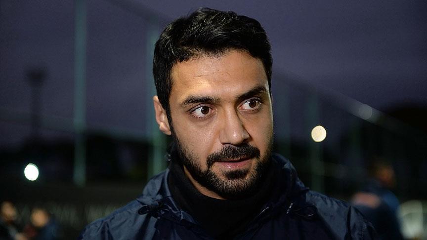 Futbolcu Bekir İrtegün'e gözaltı