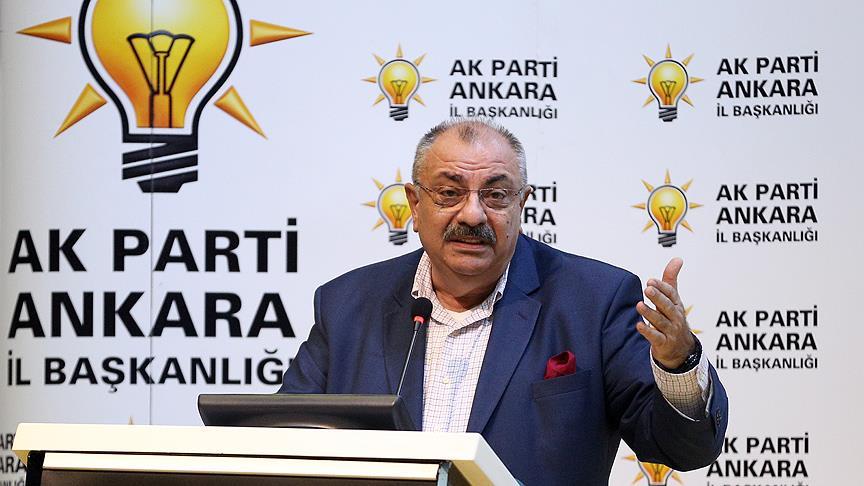 Özal'ın, Demilrel'in partisi yok muydu?
