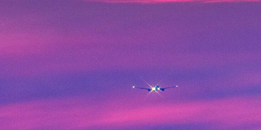Yolcu uçağı türbülansa girdi: 13 yaralı!