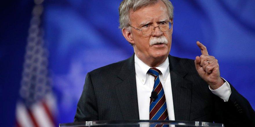 Trump, John Bolton'ı görevden aldı!