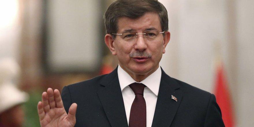 Ahmet Davutoğlu böyle istifa edecek