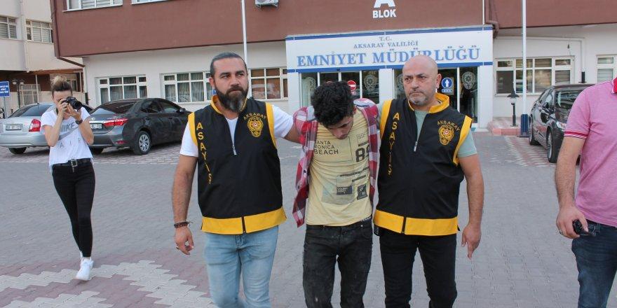 Polisten kaçan Suriyeli için film gibi operasyon!