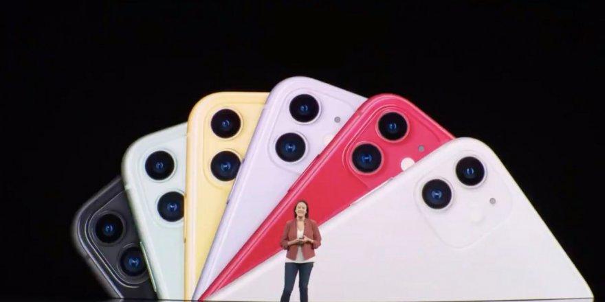 iPhone 11 sonunda tanıtıldı!