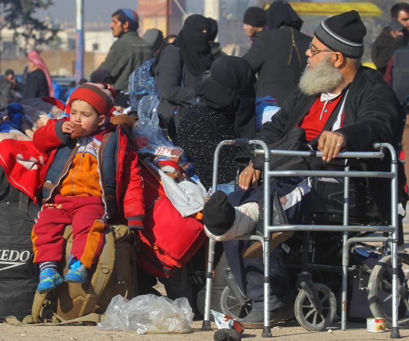 Çavuşoğlu'ndan Halep açıklaması