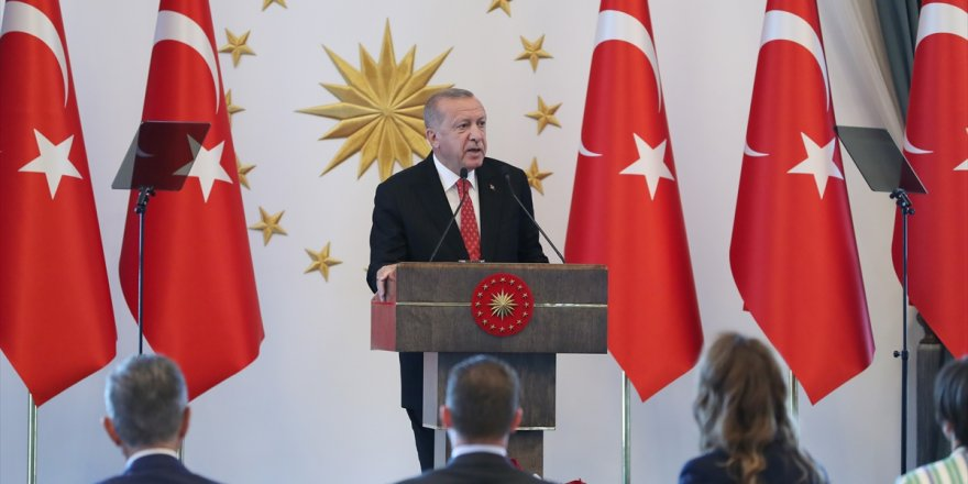 Erdoğan israf sergisinden rahatsız oldu