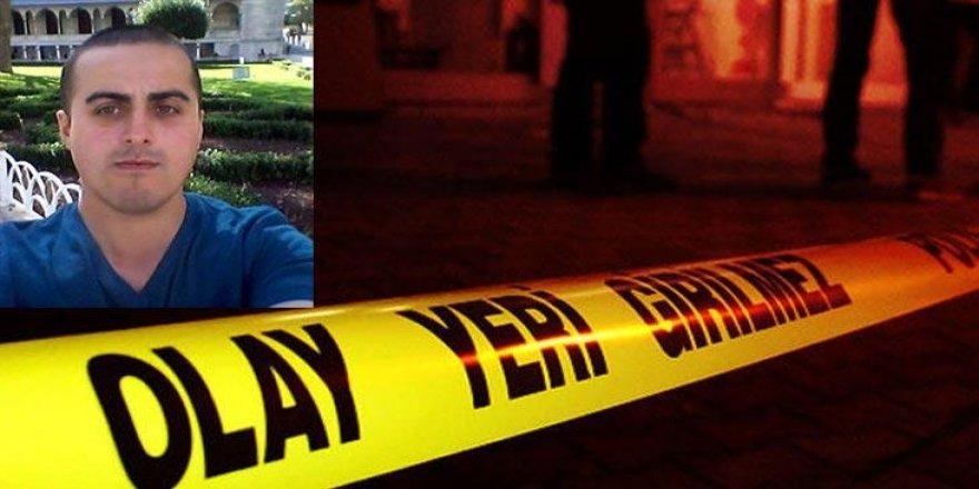 Samsun'da kan donduran cinayet
