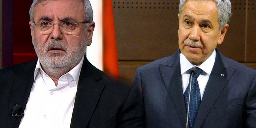 """Mehmet Metiner'den Arınç'a: """"Al gölgeni, çek git!"""""""