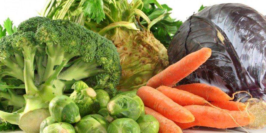 Kış sebzeleri metabolizmayı yavaşlatıyor!