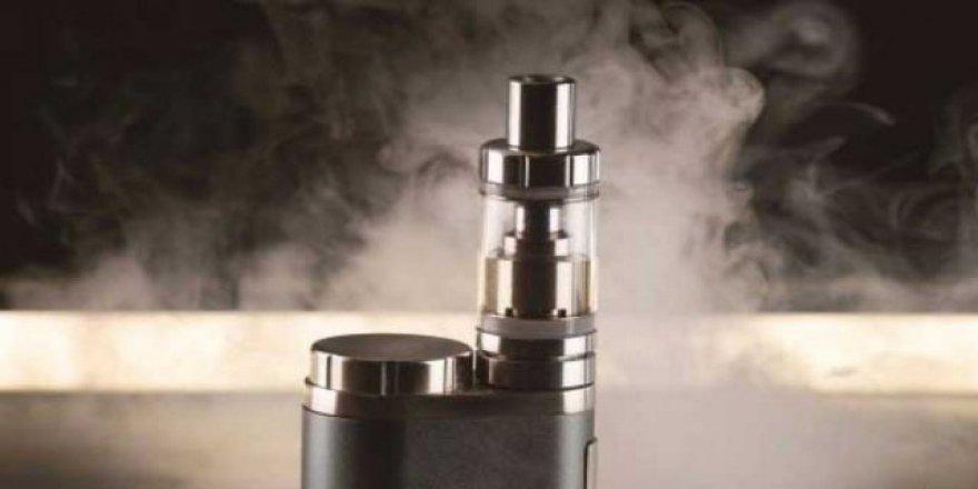 ABD'de elektronik sigaraya yasak yolda
