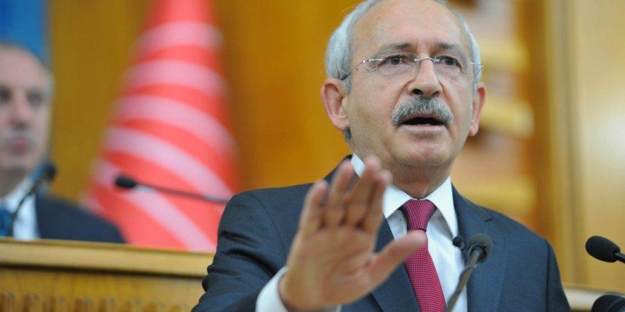 """Kılıçdaroğlu: """"Madenlerin çıkarılmasına karşı değiliz"""""""