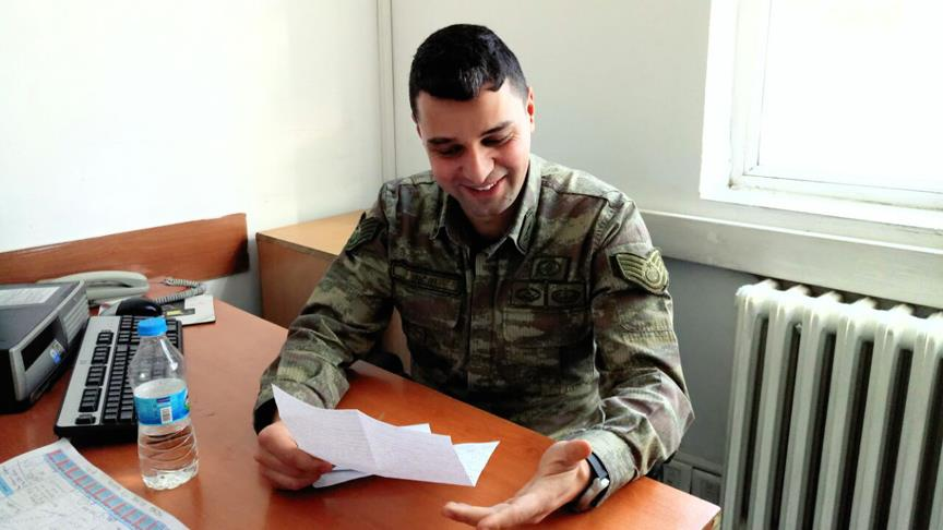 Askerleri sevindiren mektuplar