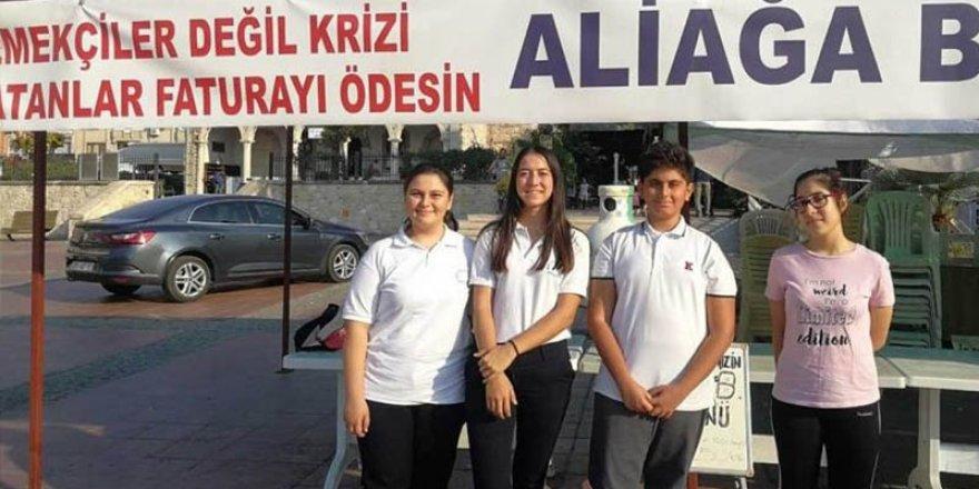 Babaları işten çıkarılmıştı... MHP'li başkana çocuklardan tepki!