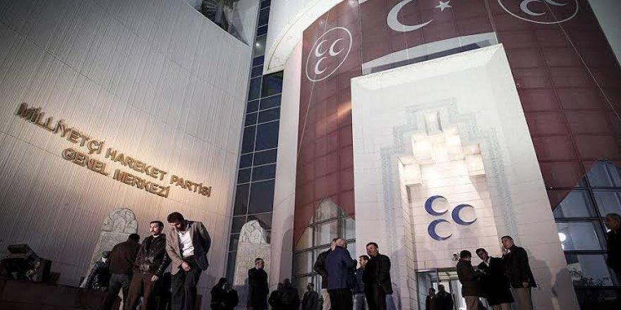 MHP Sinop İl Başkanı Fahri Ulusoy partiden istifa etti
