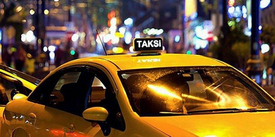 İstanbul'da yapılan yüzde 25 zam taksicileri memnun etmemiş…