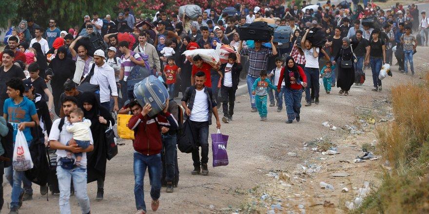 508 Suriyeli Tel Abyad'a döndü