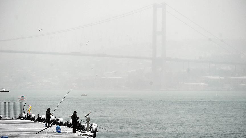 Boğaz çift yönlü gemi geçişlerine kapatıldı
