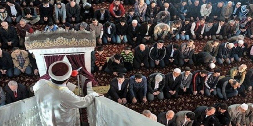 Cami imamından skandal paylaşım!