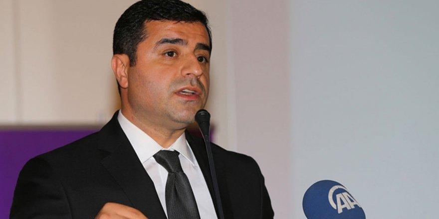 Demirtaş ve Figen Yüksekdağ hakkında yeniden tutuklama kararı