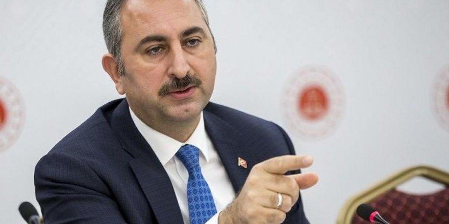Adalet Bakanı Gül'den Metin İyidil açıklaması!