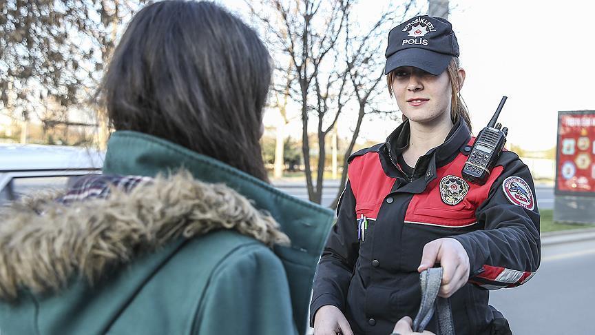 Kadınlar 'kadın polise' ifade vermek istiyor