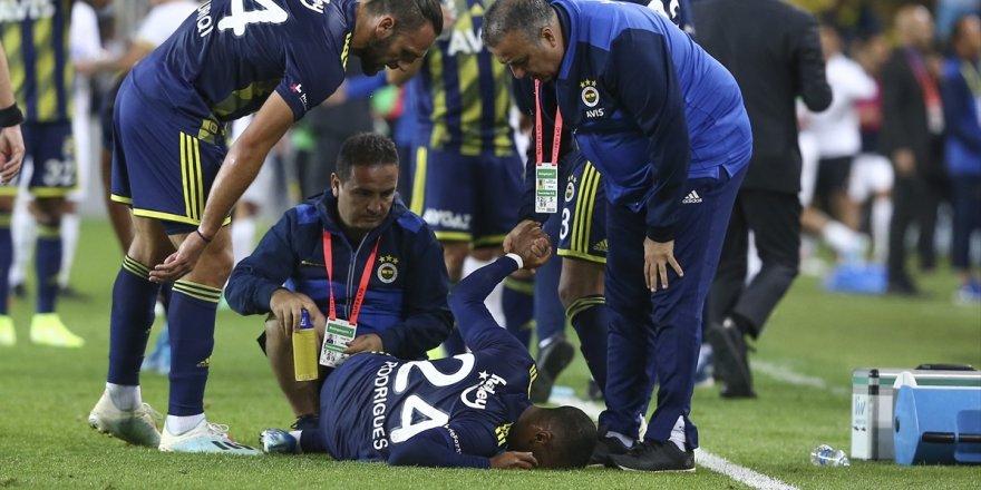 Fenerbahçe'de derbi öncesi şoke eden sakatlık