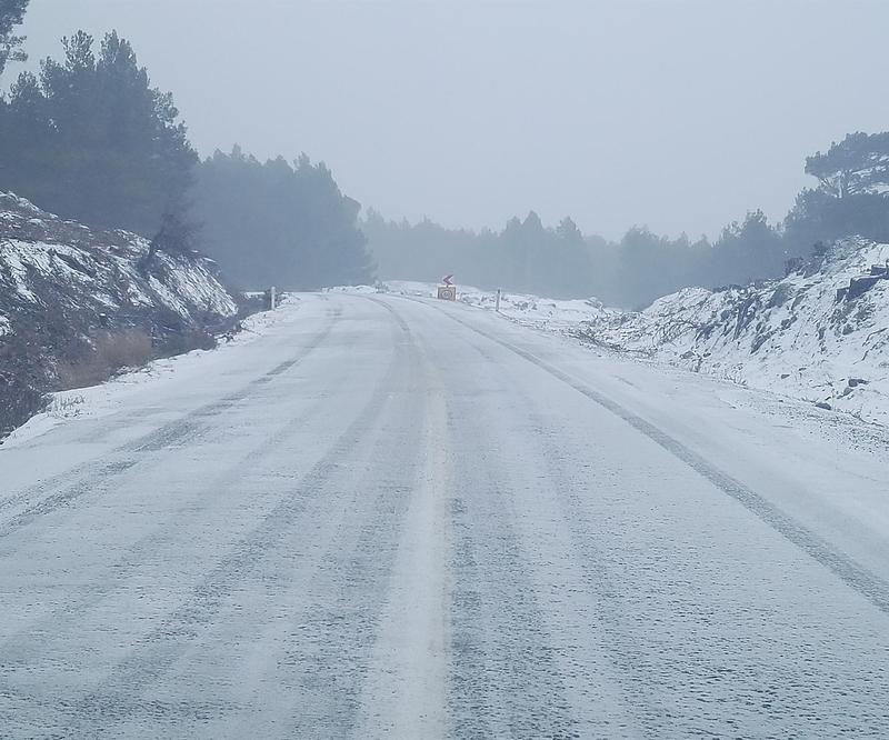 Meteoroloji'den 'yoğun kar' uyarısı