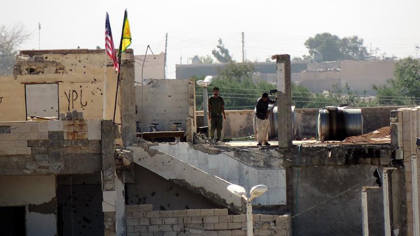 PKK, ABD'nin çıkarlarına hizmet ediyor!