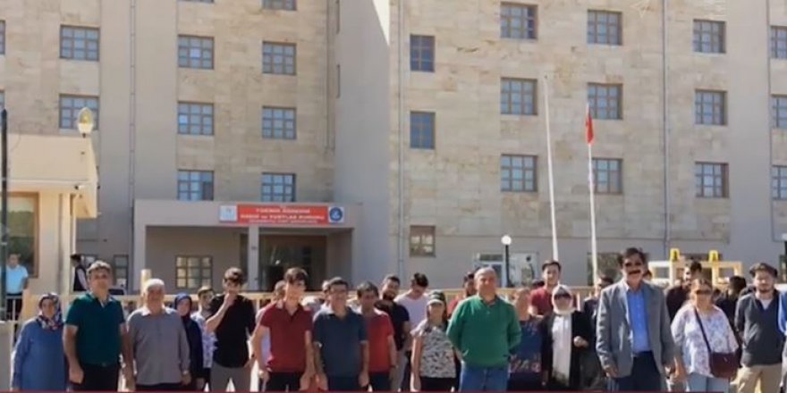 Konya'da öğrenciler sokakta kaldı