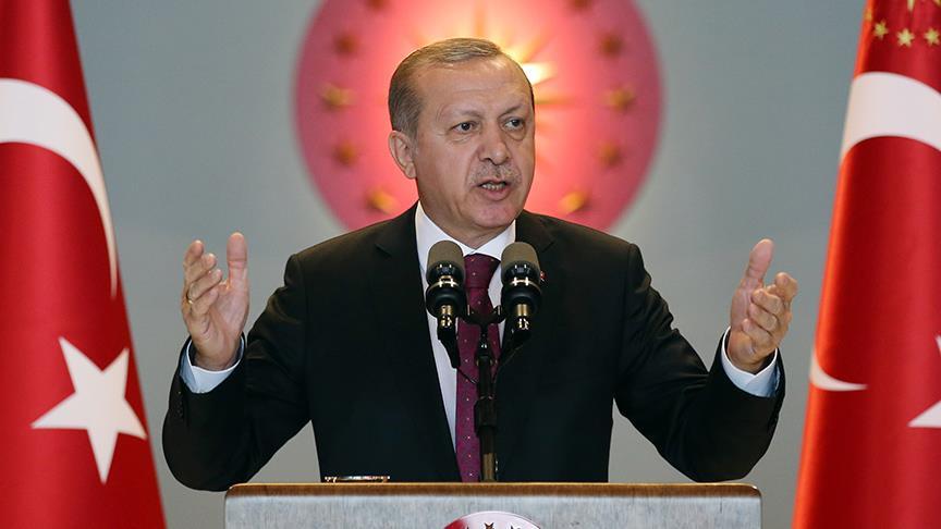 Türkiye olarak güçlü olmak zorundayız