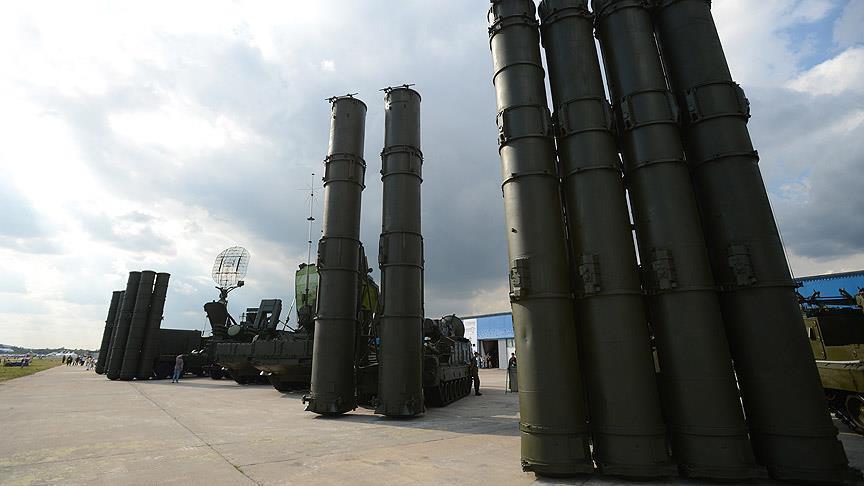 Moskova hava sahasına S-400'lü koruma