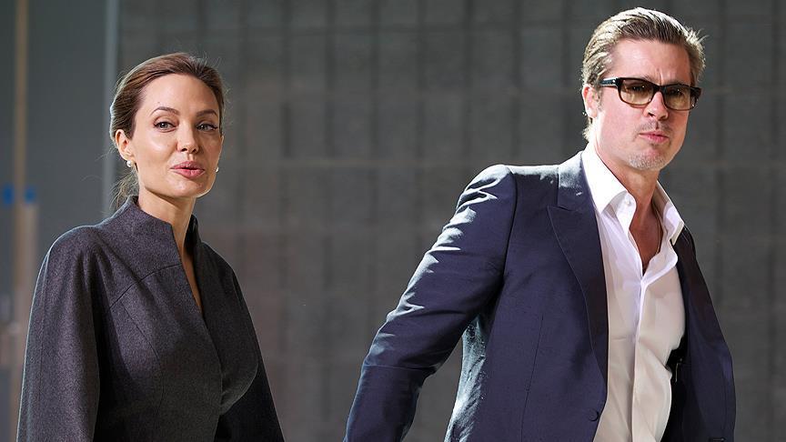 Jolie ve Pitt boşanmak için anlaşmaya vardı