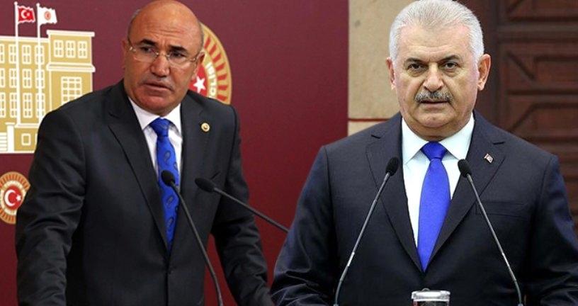CHP'li Tanal'dan Yıldırım'ın 'deprem' paylaşımına tepki!