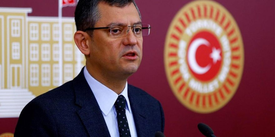 CHP'li Özgür Özel'den Takvim'in manşetine sert tepki