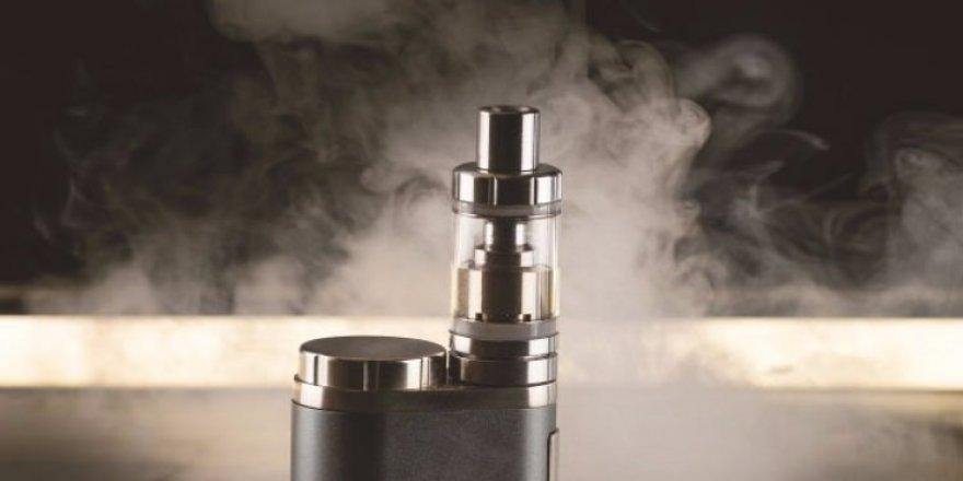 Elektronik sigara ile ilgili iddialar doğrulandı!