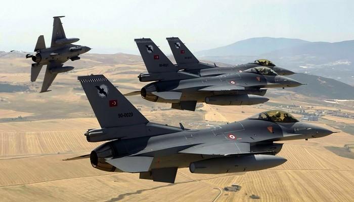 Zap'ta PKK barınakları imha edildi