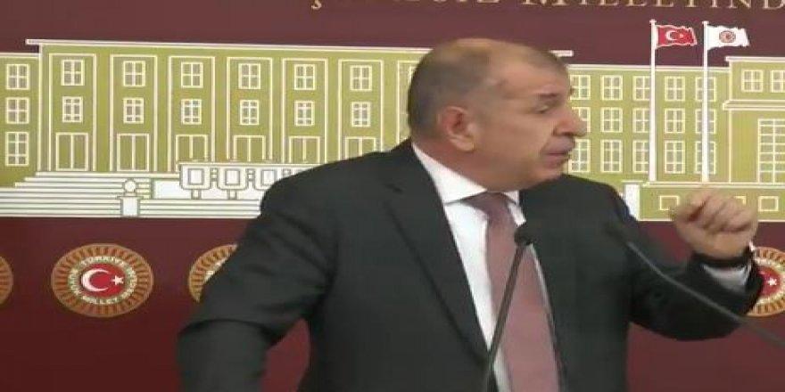 """İYİ Partili Ümit Özdağ: """"Erdoğan sakıncalı bir adım daha atıyor"""""""