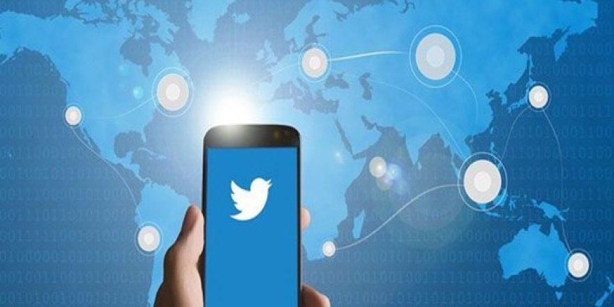 """Twitter'dan """"kişisel veri paylaşımı"""" özrü"""