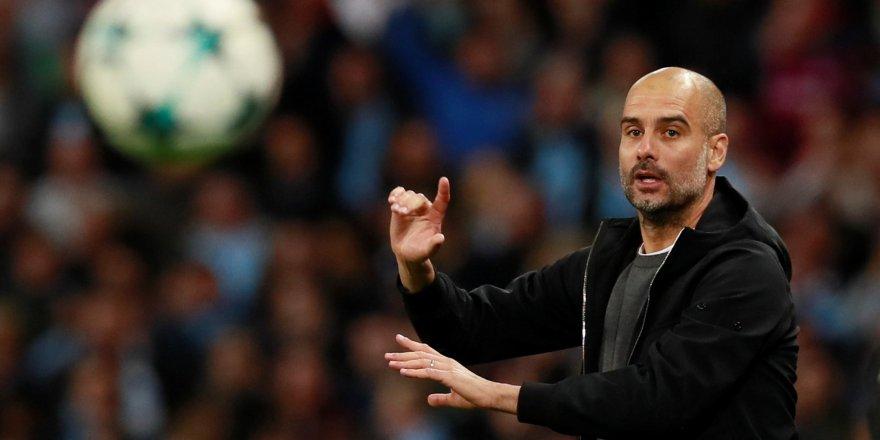 Guardiola istifanın eşiğinden döndü