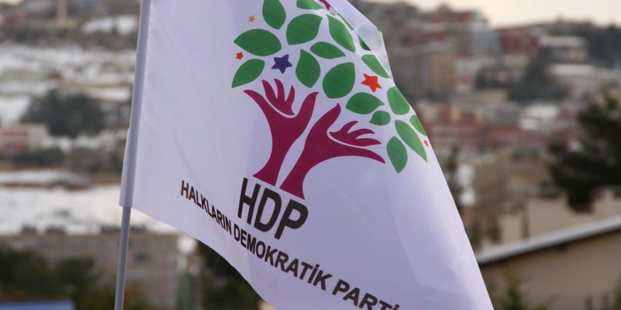 HDP'den skandal harekât açıklaması