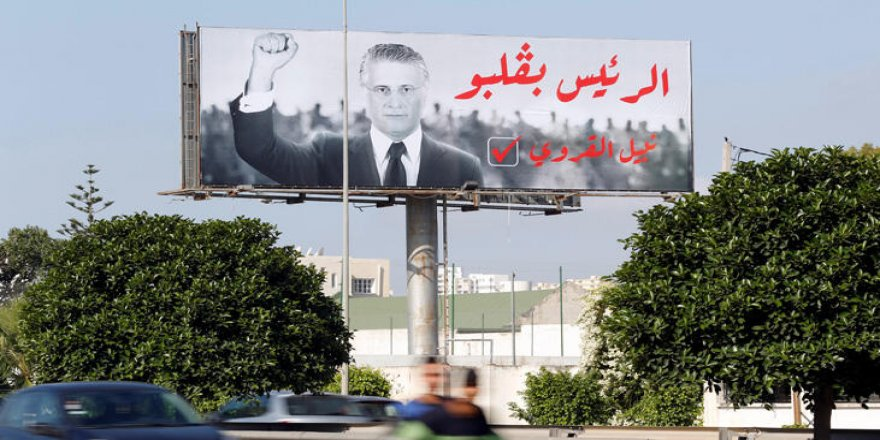 Tunus'ta cumhurbaşkanı adayı el Karvi serbest