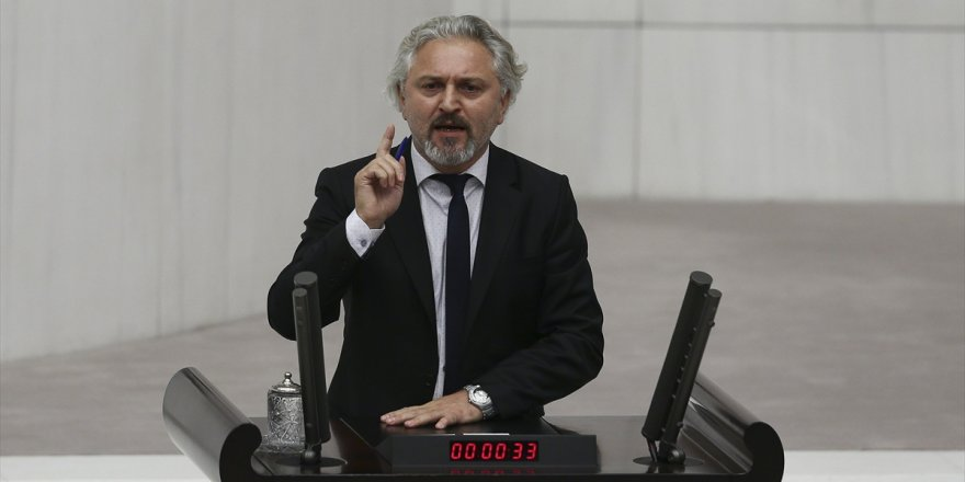 """HDP'li vekilden skandal sözler: """"İşgal başladı"""""""