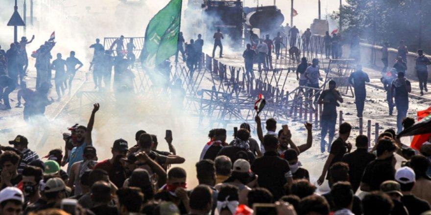 Irak'ta gösterilerde ölenler için 3 gün yas