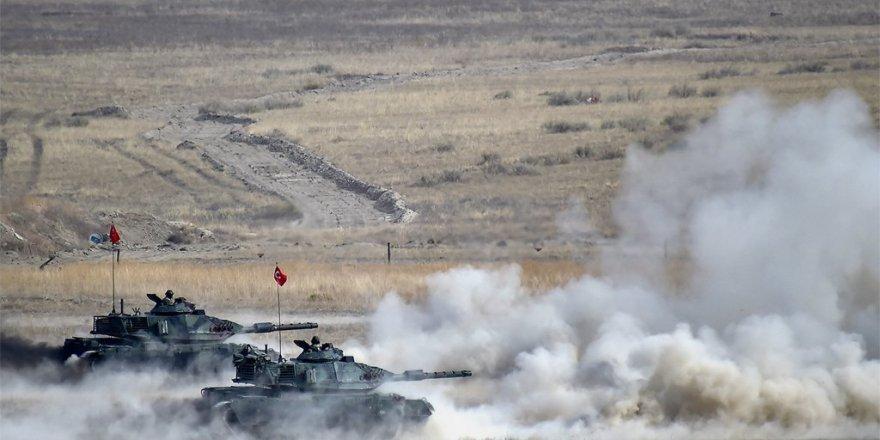 Barış Pınarı Harekâtı'nda son durum!