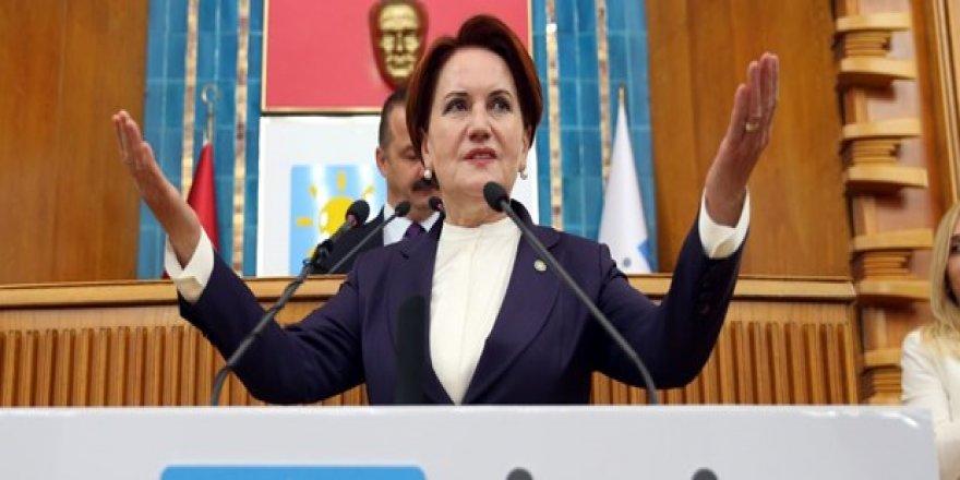 """Meral Akşener: """"Yüzünü güneşe, Türk Birliği'ne dön sayın Erdoğan!"""""""