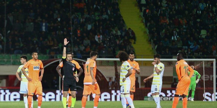 Tahkim Kurulu'ndan Alanyaspor Fenerbahçe maçı kararı